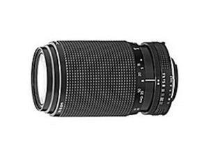 Nikon 70 - 210mm f/4.5 - 5.6 Manual Focus Telephoto Zoom Lens - 0.16x - 70mm to 210mm - f/4.5 to 5.6