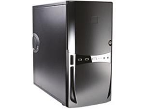 Antec SONATA-PROTO ATX Mid Tower Computer Case - 9 Drive Bays - Silver, Black