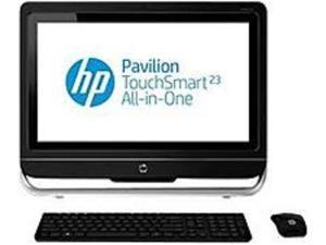 HP Pavilion TouchSmart H5P61AA 23-f270 All-in-One Desktop PC - Intel Core i3-3240 3.4 GHz Dual-Core Processor - 6 GB DDR3 SDRAM - 1 TB Hard Drive - 23.0-inch Touchscreen Display - Windows 8 64-bit