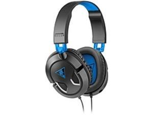Turtle Beach Ear Force Recon 50P Stereo Gaming Headset for PlayStation 4 - Stereo - Mini-phone - Wired - Over-the-head - Binaural - Circumaural