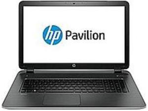 HP Pavilion G6Q75UA 17-f065us Notebook PC - Intel Core i3-4030U 1.9 GHz Dual-Core Processor - 6 GB DDR3L SDRAM - 1 TB Hard Drive - 17.3-inch Display - Windows 8.1 64-bit - Ash Silver