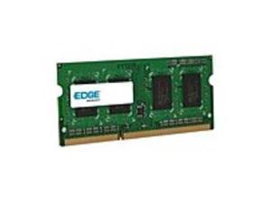 EDGE 4GB (1X4GB) PC3L12800 204 PIN DDR3 1.35V SO DIMM (1RX8) - 4 GB (1 x 4 GB) - DDR3 SDRAM - 1600 MHz DDR3-1600/PC3-12800 - 1.35 V - 204-pin - SoDIMM