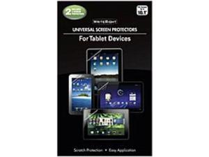 Fellowes WriteRight 9226901 Universal Screen Protector for 10.1-inch Tablet PC - 2 Pack