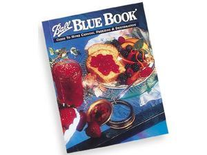 Ball Canning Blue Book 3112-3573