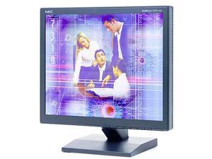 "Nec LCD1760NX 1280 x 1024 Resolution 17"" LCD Flat Panel Computer Monitor Display Scratch and Dent"
