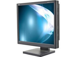 "Nec LCD1960NXI 1280 x 1024 Resolution 19"" LCD Flat Panel Computer Monitor Display Scratch and Dent"