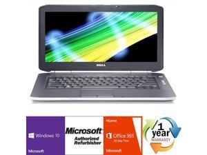 "Refurbished: Dell Latitude E5430 Intel i5 Dual Core 2500MHz 320Gig Serial ATA 4096MB DVD ROM 14.0"" WideScreen LCD ..."