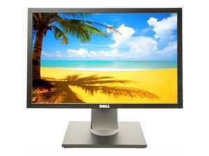 "Refurbished Dell P1911B 1440 x 900 Resolution 19"" WideScreen LCD Flat Panel Computer Monitor Display"