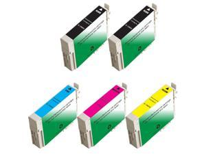 5 Epson Stylus NX515 Ink Cartridges Combo Pack (compatible)