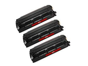 Superb Choice® Remanufactured Toner Cartridge for Canon E16 use in Canon Printer - Pack of 3 Black - High Yield