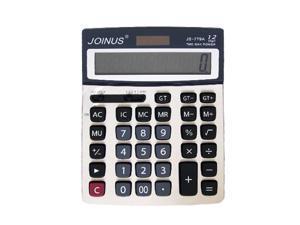 JOINUS JS-779A Dual Power 12 Digit Calculator