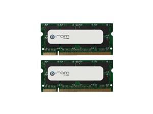 Mushkin Enhanced 16GB (2x8GB) iram DDR3 PC3-8500 1066MHz 204-Pin Memory for Apple Model MAR3S1067T8G28X2