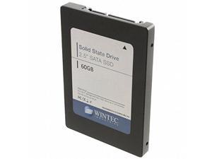 "Wintec 60GB SATA-II SF-1222 MIC C MLC RoHS (4) SSD 2.5"" Internal Solid State Model W2SS060G1TA-D11MC2-BS1.A1"