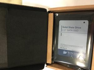 Wintec 240GB SSD 2.5in SATA-II SF-1222 MIC A MLC RoHS (4 ) Model W2SS240G1TA-D11MA2-BD2.A1
