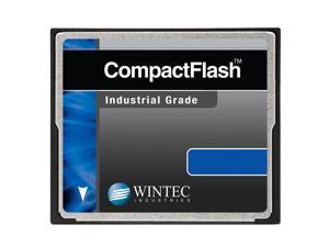 Wintec 1GB Compact Flash Card Commercial Grade MLC Model 33120215