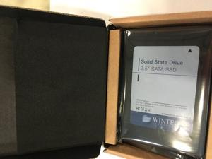 "Wintec 32GB 2.5"" SATA-II IN1811 SAM D SLC Enterprise RoHS SSD Internal Solid State Drive Model W7SS032G1TA-N11PD-BQ2.A2"