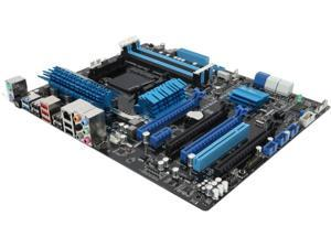 ASUS Socket AM3+ AMD 990FX Quad CrossFireX & Quad SLI A&GbE SATA3 & USB3.0 ATX Motherboard Model M5A99FX PRO R2.0