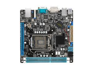 ASUS Intel C222 LGA1150 DDR3 SATA3 & USB 3.0 V & 2GbE Mini-ITX Server Motherboard Model P9D-I