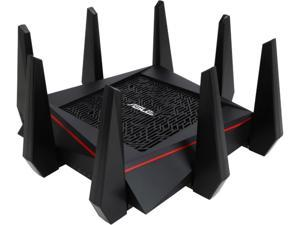 Asus Tri-Band Wireless-AC5300 Gigabit Router Model RT-AC5300