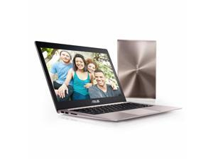 ASUS 13.3'' Zenbook Intel Core i5-6200U 2.3GHz 4GB DDR3 128GB SSD USB 3.0 Windows 10 Smokey Brown Ultrabook Model UX303UA-YS51