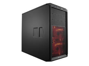 Corsair Compact Graphite Series 230T Mid Tower Black Case Model CC-9011036-WW
