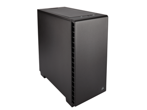 Corsair ATX Carbide Series Quiet 400Q Compact Mid Tower Computer Case Model CC-9011082-WW
