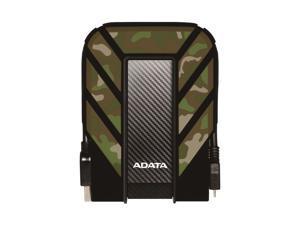 AData 2TB DashDrive Durable HD710M USB3.0 Portable Hard Drive -Camouflage Edition Model AHD710M-2TU3-CCF