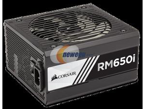 Corsair RMi Series™ 650 Watt 80 PLUS® Gold Certified Fully Modular Power supply Model CP-9020081-NA