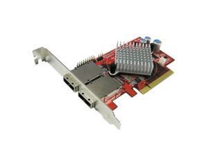 8PORT 6GB SATA/SAS PCIE DUAL SFF-80888PORT 6GB SATA/SAS PCIE DUAL SFF-8088 AD2MS6GPX8-E