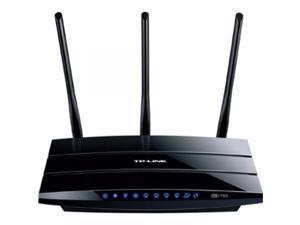 TP-LINK ArcherC7 Archer C7 Wireless Router - IEEE 802.11ac / ISM Band - UNII Band - 1750 Mbps Wireless Speed - 4 x Network Port - 1 x Broadband Port - USB Desktop