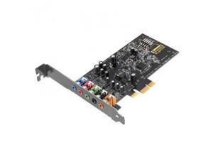 CREATIVE LABS 70SB157000000 Sound Blaster Audigy FX PCIe / 24-bit 192kHz DAC