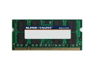 SUPER TALENT T533SB2G/V DDR2-533 SODIMM 2GB128x8 Value Notebook Memory