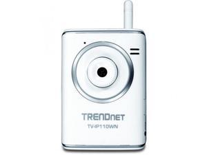 TRENDNET RB-TV-IP110WN TRENDnet RB-TV-IP110WN SecurView Wireless N Network Camera