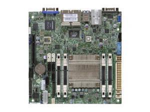 SUPERMICRO A1SAI-2550F-O A1SAI-2550F-O Intel Atom C2550 DDR3 SATA3 and USB3.0 V and 4GbE Mini-ITX Motherboard  and  CPU Combo