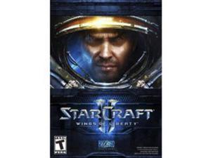 ACTIVISION BLIZZARD INC 72838 Activision StarCraft II: Wings of Liberty