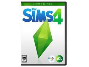 ELECTRONIC ARTS 73037 Sims 4 Limited Edition PC