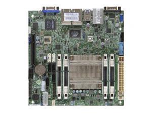SUPERMICRO A1SRI-2758F-B A1SRI-2758F-B Intel Atom C2758 DDR3 SATA3 and USB3.0 V and 4GbE Mini-ITX Motherboard  and  CPU Combo