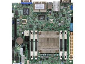 SUPERMICRO A1SRI-2758F-O A1SRI-2758F-O Intel Atom C2758 DDR3 SATA3 and USB3.0 V and 4GbE Mini-ITX Motherboard  and  CPU Combo