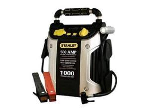 BACCUS GLOBAL STA-J5C09 500 amp battery jump-starter with compressor