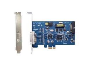 GEOVISION 55-G8BEX-080 GeoVision 55-G8BEX-080 GV800 - 8 Channel DVI Type PCI Express B Card