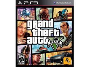 TAKE-TWO 47125 Grand Theft Auto V    Action/Adventure Game - Blu-ray Disc - PlayStation 3