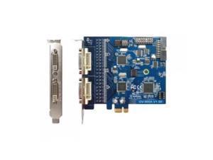 GEOVISION 55-G900A-080 GV900- 8 channel DVI Type PCI Express B Card