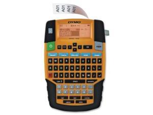 "SANFORD 1801611 Rhino 4200 Label Maker for Security and Pro A/V - Label, Tape - 0.24"", 0.35"", 0.47"", 0.75"" QWERTY, Barcode Printing"