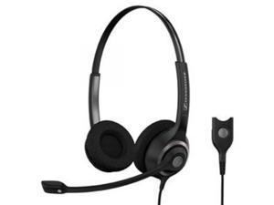 SENNHEISER ELECTRONIC SC260 SC 260 Headset Wired - 180 Ohm - 150 Hz - 6.80 kHz