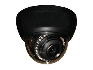 ATV LD72B Fixed dome, 700TVL, 2.8-12mm VF, TDN, AI lens, 12VDC/24VAC, Black case