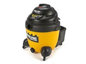 SHOP VAC 9625310 Right Stuff 18 gallon wet /dry vac 6.5 peak HP 12Ft hose