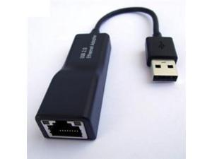 PROFESSIONAL CABLE USB-RJ45 USB to Ethernet Adapter  / USB - 1 Port(s) - 1 x Network (RJ-45) - Twisted Pair