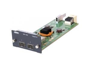 ADTRAN 1700471F1 DUAL SFP+ XIM MODULE FOR NETVANTA 1600