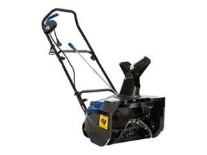 "SNOW JOE SJ620 Snow Joe Electric Snow Thrower moves 650 lbs of snow per minute and weighs 31 lbs. Cuts a path 18"" wide and 10"" deep"