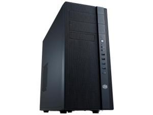 COOLER MASTER NSE-400-KKN2 N400 N-Series Mid Tower Computer Case with Fully Meshed Front Panel